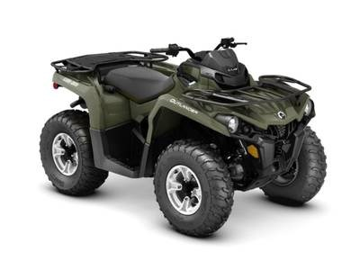 2019 Can-Am Outlander™ DPS™ 570 Photo 1 of 1