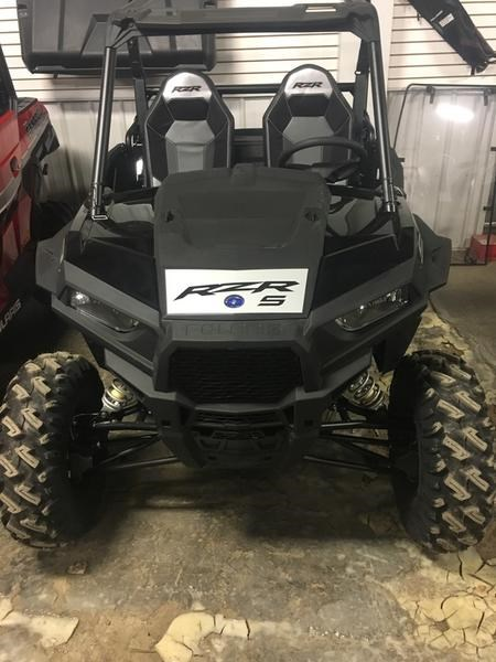 2019 Polaris RZR® S 900 EPS Photo 2 of 10