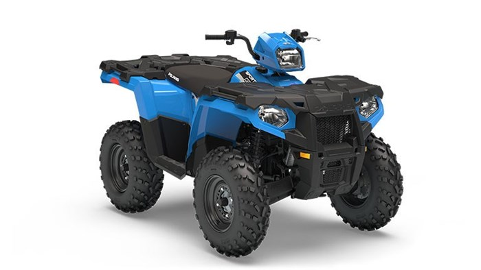 2019 Polaris SPORTSMAN 570 EPS BLUE Photo 1 of 5