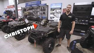 2019 Polaris SPORTSMAN 570 EPS BLUE Photo 5 of 5