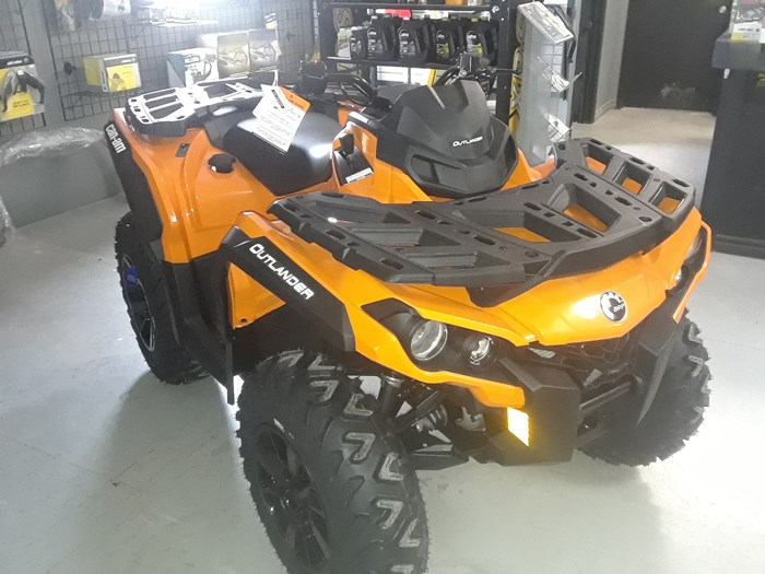 2019 Can-Am OUTLANDER DPS 650 EFI Photo 2 of 2