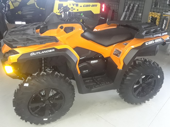 2019 Can-Am OUTLANDER DPS 650 EFI Photo 1 of 2