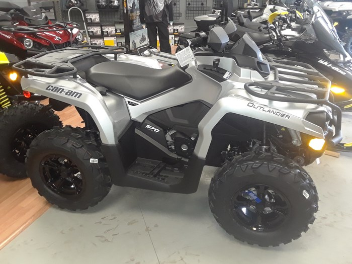 2019 Can-Am OUTLANDER XT 570 EFI Photo 1 of 4