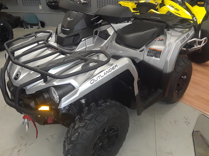 2019 Can-Am OUTLANDER XT 570 EFI Photo 2 of 4