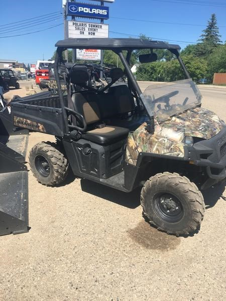 2012 Polaris Ranger® XP® 800 EPS Browning® LE Photo 3 of 8