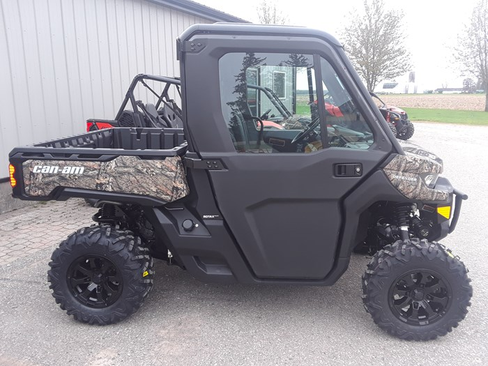 2019 Can-Am DEFENDER XT CAB HD10 Photo 1 of 8