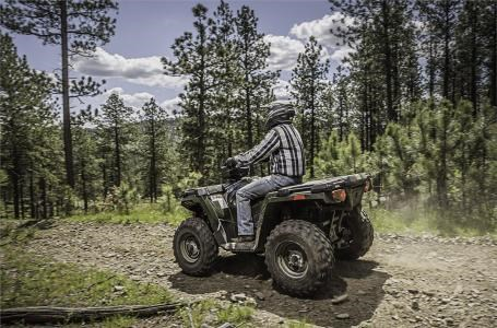 2019 Polaris SPORTSMAN 570 Photo 1 of 3