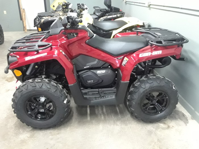 2019 Can-Am OUTLANDER XT 570 EFI Photo 1 of 5
