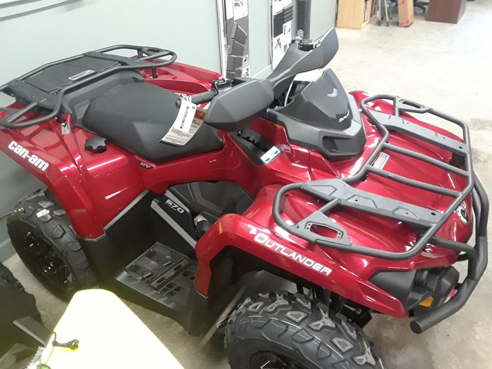 2019 Can-Am OUTLANDER XT 570 EFI Photo 2 of 5