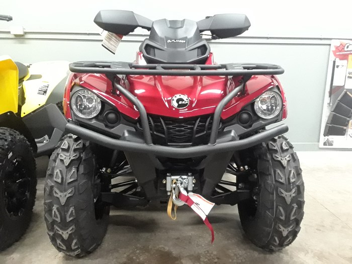 2019 Can-Am OUTLANDER XT 570 EFI Photo 3 of 5