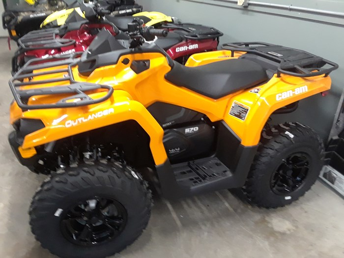 2019 Can-Am OUTLANDER DPS 570 EFI Photo 1 of 5