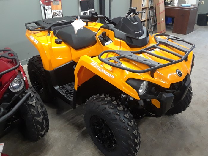 2019 Can-Am OUTLANDER DPS 570 EFI Photo 2 of 5