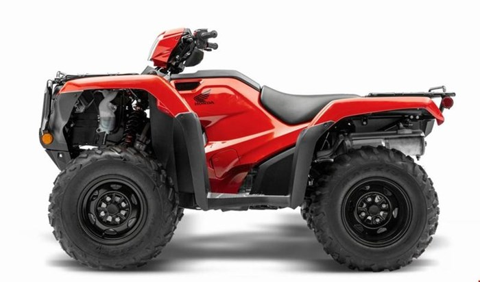 2020 Honda Foreman 520 ES EPS Photo 3 of 6