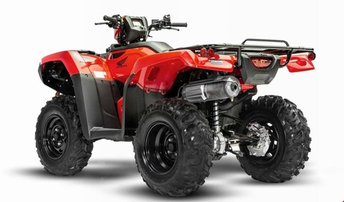 2020 Honda Foreman 520 ES EPS Photo 4 of 6