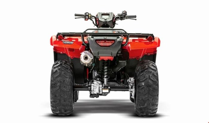 2020 Honda Foreman 520 ES EPS Photo 5 of 6