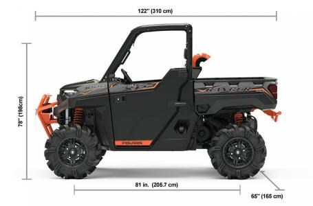 2019 Polaris RANGER XP 1000 EPS Photo 5 of 13