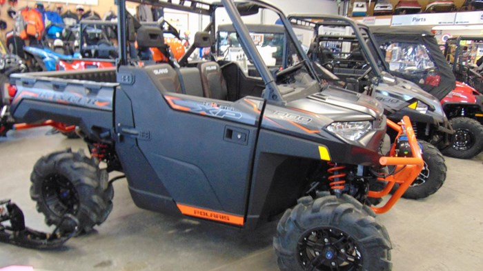 2019 Polaris RANGER XP 1000 EPS Photo 12 of 13