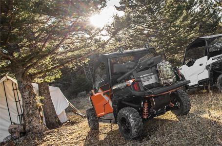 2019 Polaris POLARIS GENERAL 1000 Deluxe Orange Rust Photo 10 of 10