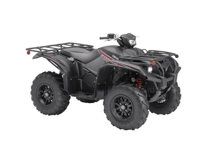 2019 Yamaha Kodiak 700 EPS SE Photo 1 of 1