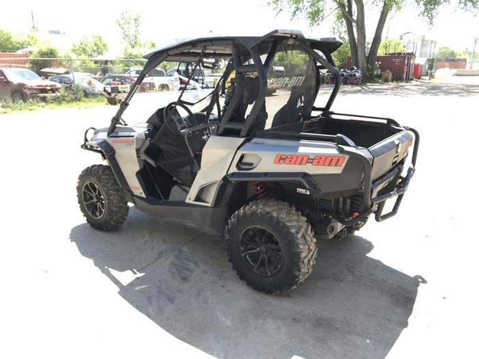 2016 Can-Am Commander™ XT™ 800R Photo 1 of 20
