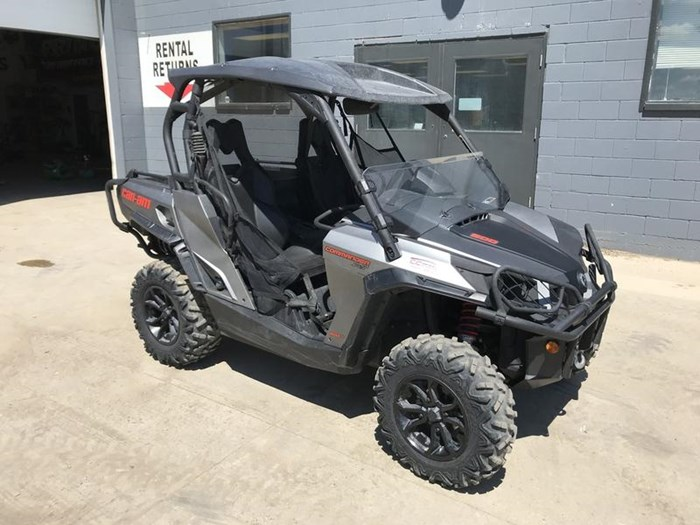 2016 Can-Am Commander™ XT™ 800R Photo 3 of 20