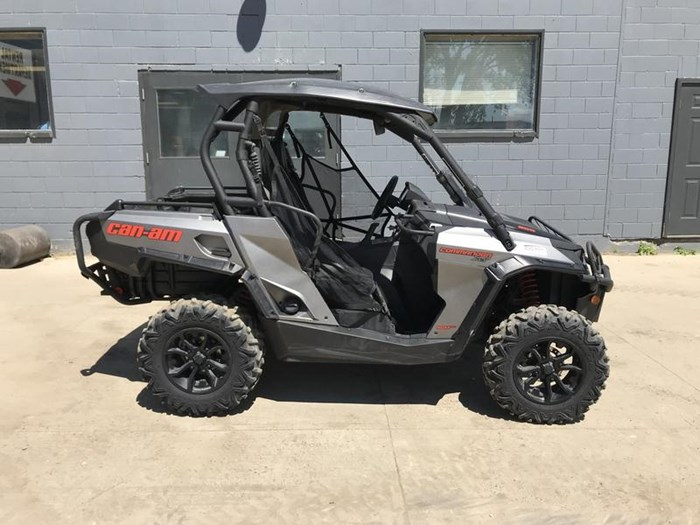 2016 Can-Am Commander™ XT™ 800R Photo 7 of 20