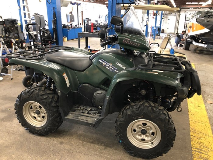 2011 Yamaha Grizzly 550 EPS Photo 2 sur 4