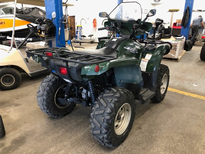 2011 Yamaha Grizzly 550 EPS Photo 3 sur 4