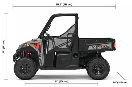2019 Polaris RANGER XP 900 EPS Photo 4 of 6