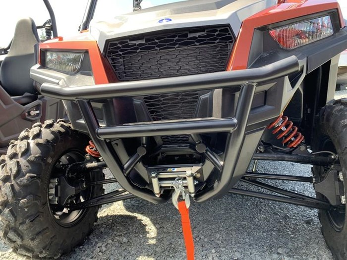 2019 Polaris General® 1000 EPS Deluxe Orange Rust Photo 7 of 15