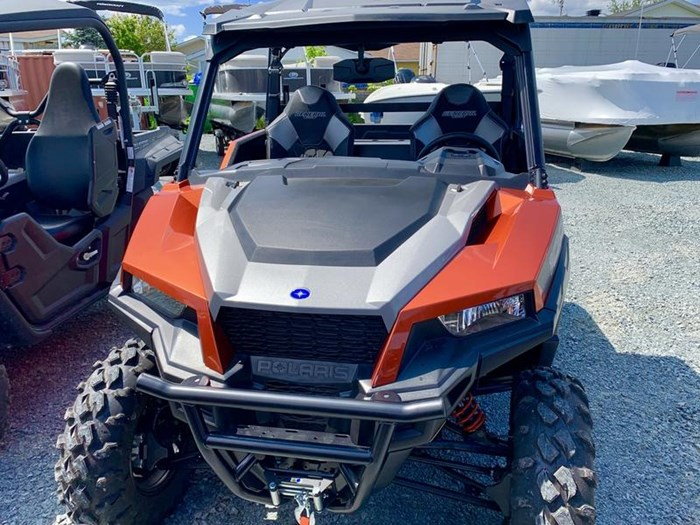 2019 Polaris General® 1000 EPS Deluxe Orange Rust Photo 9 of 15