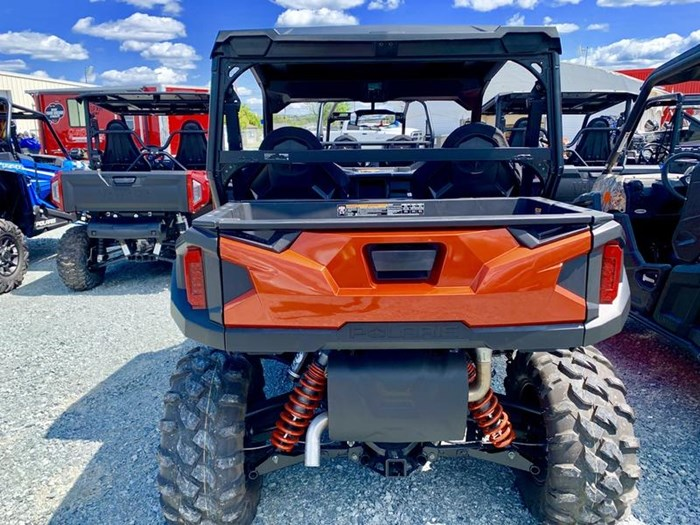 2019 Polaris General® 1000 EPS Deluxe Orange Rust Photo 13 of 15
