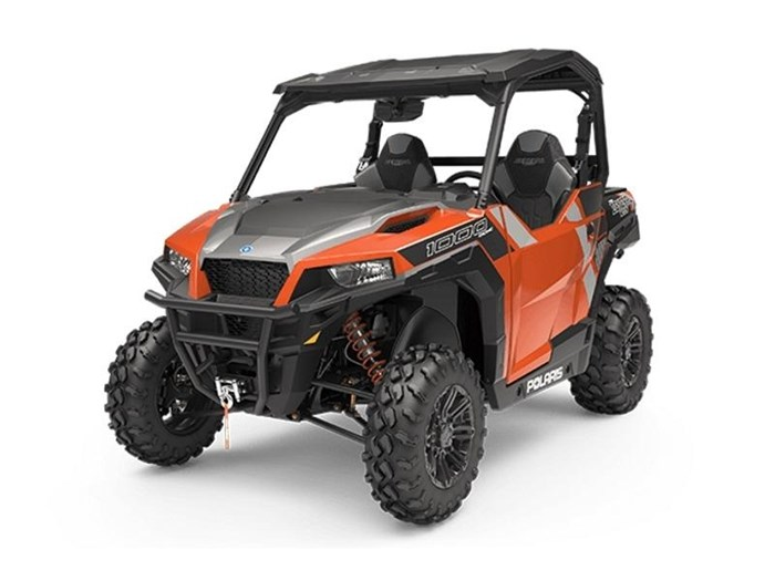 2019 Polaris General® 1000 EPS Deluxe Orange Rust Photo 15 of 15