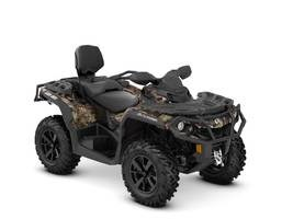 2019 Can-Am Outlander™ MAX XT™ 850 Mossy Oak Break-u Photo 1 of 1