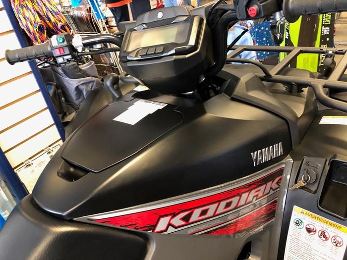 2019 Yamaha Kodiak 700 EPS SE Photo 4 of 6