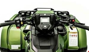2020 Honda Rubicon 520 DCT Deluxe Vert lichen mat métallique Photo 3 of 7
