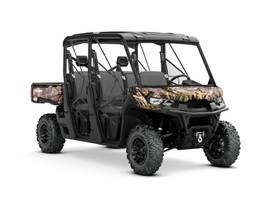 2019 Can-Am Defender MAX XT™ HD8 Mossy Oak Break-Up Photo 1 of 1