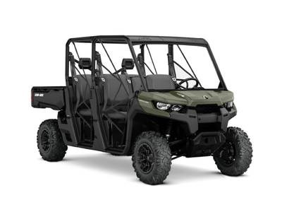 2019 Can-Am Defender MAX DPS™ HD8 Green Photo 1 of 1