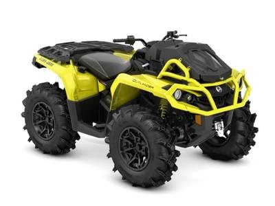 2019 Can-Am Outlander™ X® mr 850 Photo 1 of 1