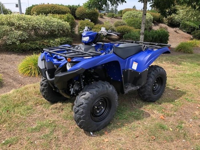 2020 Yamaha Grizzly EPS Photo 1 of 7