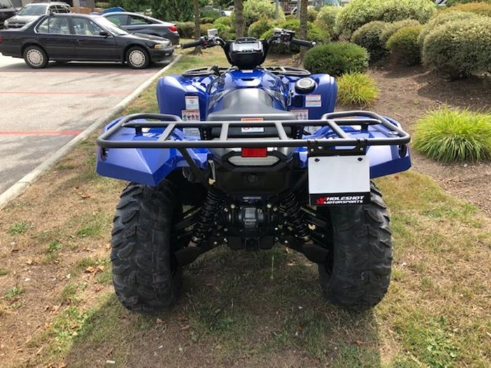 2020 Yamaha Grizzly EPS Photo 5 of 7