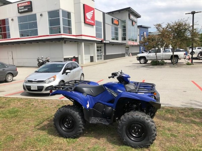 2020 Yamaha Grizzly EPS Photo 6 of 7