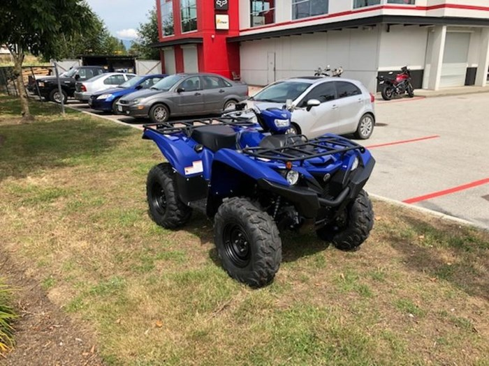 2020 Yamaha Grizzly EPS Photo 7 of 7