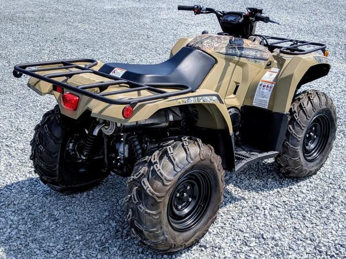 2018 Yamaha Kodiak 450 EPS Beige with camo graphics Photo 6 of 11