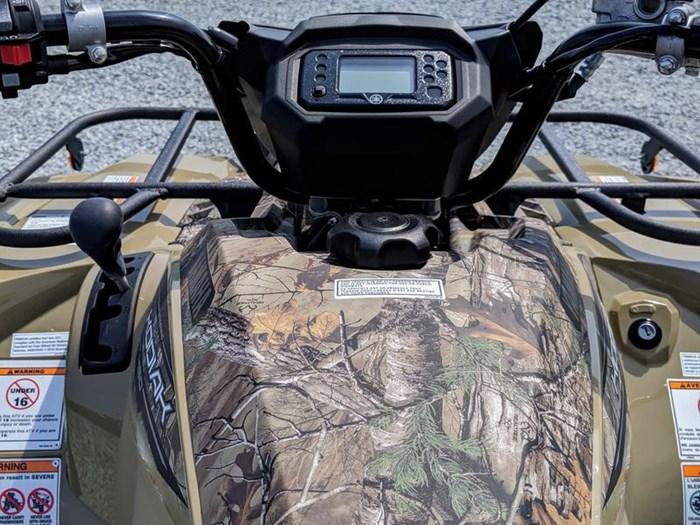 2018 Yamaha Kodiak 450 EPS Beige with camo graphics Photo 7 of 11