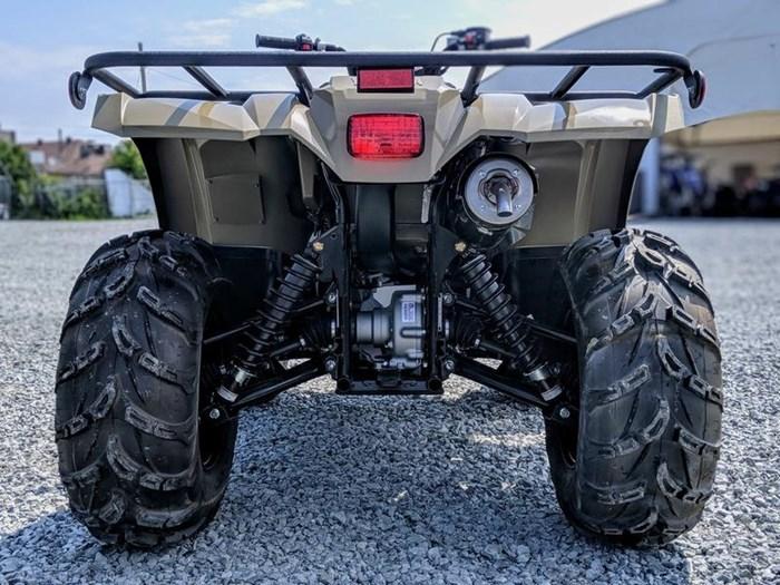 2018 Yamaha Kodiak 450 EPS Beige with camo graphics Photo 8 of 11