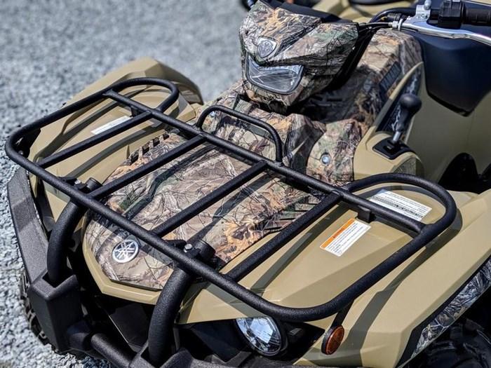 2018 Yamaha Kodiak 450 EPS Beige with camo graphics Photo 10 of 11