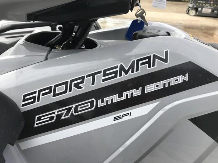 2019 Polaris Sportsman® 570 EPS Utility Edition Photo 13 of 18