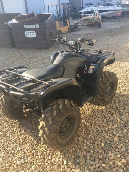 2013 Yamaha Grizzly® 700 FI EPS Photo 4 of 13