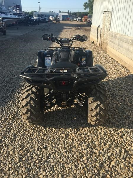 2013 Yamaha Grizzly® 700 FI EPS Photo 5 of 13